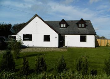 Thumbnail 4 bed detached bungalow for sale in Bwlchygroes, Llanfyrnach