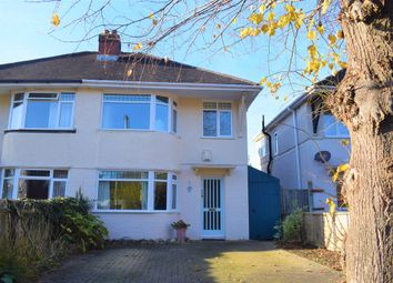 Thumbnail 3 bed semi-detached house for sale in Brookwood Avenue, Eastleigh