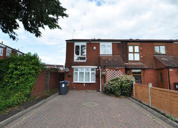 Thumbnail 3 bed terraced house to rent in Shannon Road, Kings Norton, Birmingham