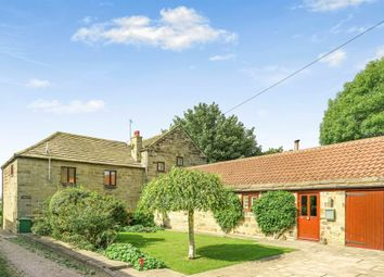 Thumbnail 5 bedroom detached house for sale in Rigg Lane, East Hardwick, Pontefract
