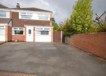 Thumbnail 4 bed property to rent in Sutton Avenue, Little Neston, Neston
