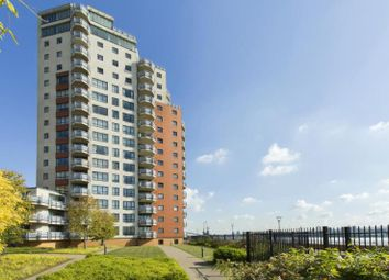 Thumbnail 2 bed flat for sale in Wards Wharf Approach, London