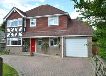 Thumbnail 4 bedroom detached house for sale in Rowlands Castle, Hampshire