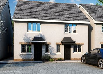 Thumbnail 2 bed end terrace house for sale in The Cairns, Plot 26, Rowans, Horn Lane, Plymstock, Devon