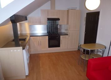 Thumbnail 1 bed flat to rent in Norman Terrace, Roundhay, Leeds