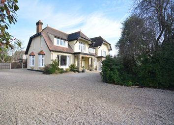 Thumbnail 6 bed detached house for sale in Nelmes Road, Emerson Park, Hornchurch