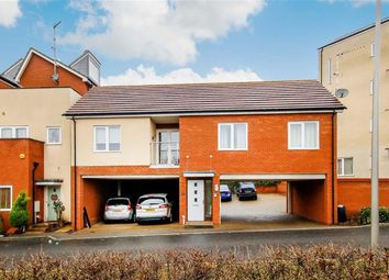 Thumbnail 2 bed flat for sale in Carradine Crescent, Oxley Park, Milton Keynes