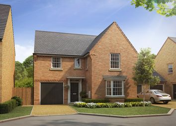 """Thumbnail 4 bedroom detached house for sale in """"Drummond"""" at Horton Road, Devizes"""
