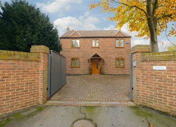 Thumbnail 4 bedroom detached house for sale in Main Road, Cotgrave, Nottingham
