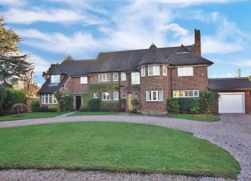 Thumbnail 5 bed detached house for sale in The Ridgeway, Heswall, Wirral