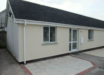 Thumbnail 2 bed semi-detached bungalow to rent in Broadway, Laugharne, Carmarthenshire