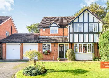 Thumbnail 4 bed detached house for sale in Ferndown Close, Turnberry, Bloxwich