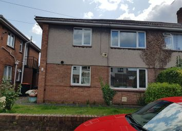 Thumbnail 2 bed flat for sale in Colston Avenue, Newport