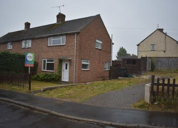 Thumbnail 2 bed end terrace house to rent in Langmead Square, Crewkerne
