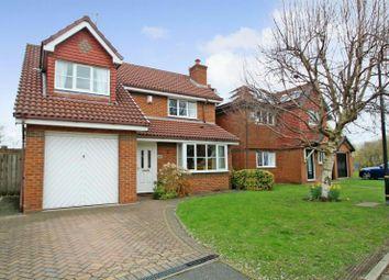 4 bed detached house for sale in Pennymoor Drive, Broadheath, Altrincham WA14