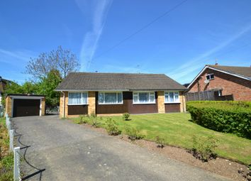 Thumbnail 2 bed semi-detached bungalow for sale in Seaman Close, Park Street, St.Albans