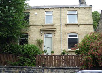 Thumbnail 3 bedroom end terrace house for sale in Longwood Gate, Longwood, Huddersfield