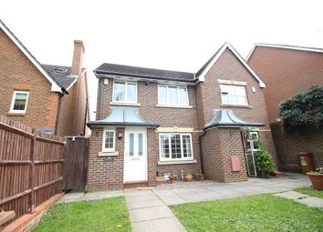 Thumbnail 3 bed property to rent in Five Fields Close, Watford