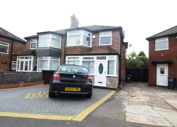 Thumbnail 3 bedroom semi-detached house for sale in Stow Grove, Hodge Hill, Birmingham