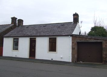Thumbnail 2 bed detached bungalow for sale in Rose Street, Annan