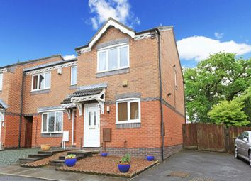 Thumbnail 2 bedroom end terrace house for sale in 9 Delamere Close, Newdale, Telford