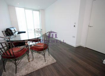 Thumbnail 2 bed flat to rent in Tennyson Apartments, 1 Saffron Central Square, Croydon, Surrey, London