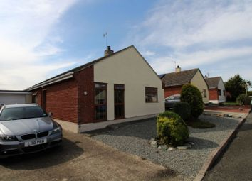 Thumbnail 3 bed detached bungalow for sale in Nant Y Mynydd, Llanfechell