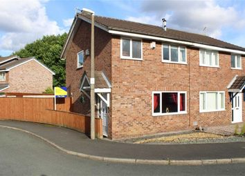 Thumbnail 3 bedroom semi-detached house for sale in Ash Coppice, Lea, Preston