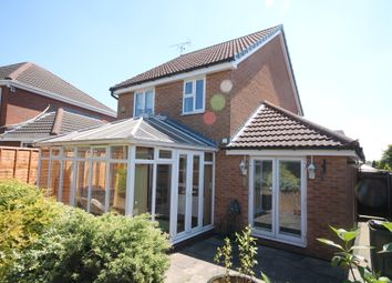 Thumbnail 3 bed detached house to rent in Seaton Road, Braunstone, Leicester