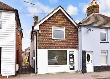 Thumbnail 1 bedroom end terrace house for sale in London Road, Teynham, Sittingbourne, Kent