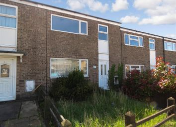 Thumbnail 3 bedroom terraced house for sale in Pepys Road, Eynesbury, St. Neots