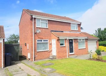 Thumbnail 1 bed semi-detached house for sale in Fox Howe, Coulby Newham, Middlesbrough, .