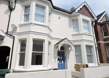 Thumbnail 3 bed flat to rent in Granville Road, Hove