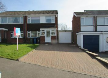 Thumbnail 3 bed semi-detached house to rent in Wolseley, Tamworth, Staffordshire