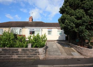 Thumbnail 2 bed semi-detached bungalow for sale in Almar Place, Chell, Stoke-On-Trent