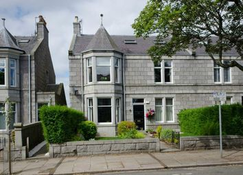 Thumbnail 4 bed flat for sale in Forest Avenue, Aberdeen