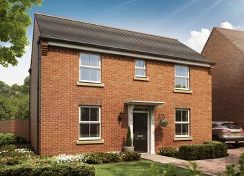 "Thumbnail 3 bed detached house for sale in ""Hadley"" at Pyle Hill, Newbury"