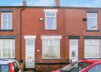 Thumbnail 2 bed terraced house for sale in Longfield Road, Over Hulton, Bolton