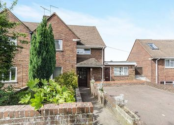 Thumbnail 6 bed semi-detached house to rent in Winnall Manor Road, Winchester