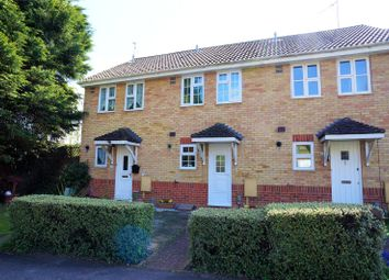 Thumbnail 2 bed terraced house for sale in Hollycroft, Cuxton, Rochester