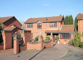 Thumbnail 3 bedroom detached house for sale in Mossdale, Wilnecote, Tamworth
