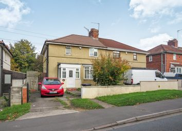 Thumbnail 3 bed semi-detached house for sale in Wootton Road, St. Annes Park, Bristol