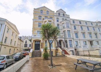 Thumbnail 1 bed flat for sale in Flat 5 Grosvenor Court, Central Promenade, Douglas