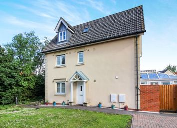 Thumbnail 5 bedroom end terrace house for sale in Moor Gate, Portishead