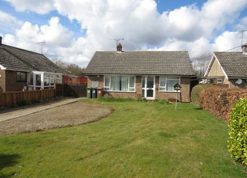 Thumbnail 2 bed detached bungalow for sale in Southrepps Road, Antingham, North Walsham