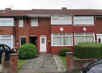 Thumbnail 3 bed terraced house for sale in Sandhurst Road, Rainhill