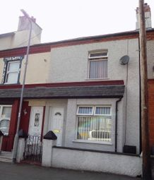 Thumbnail 2 bed terraced house for sale in Oswald Road, Llandudno Junction
