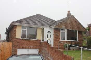 Thumbnail 3 bed semi-detached house to rent in Burnham Close, Brighton