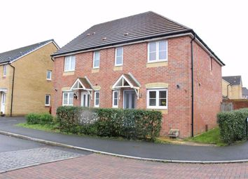 Thumbnail 3 bed semi-detached house for sale in Ffordd Y Meillion, Penllergaer, Swansea