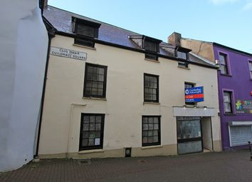 Thumbnail Restaurant/cafe to let in Guildhall Square, Carmarthen, Carmarthenshire
